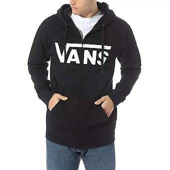 バンズ MN クラシック ジップ VN0A456CY28 ユニバーサル オールイヤー 男性 スウェットシャツ