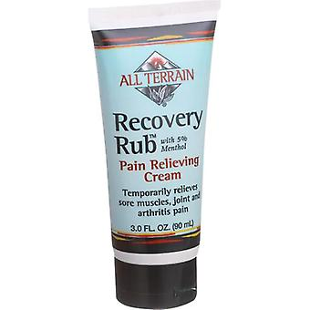 All Terrain Zotavení Rub Pain Reliving Cream