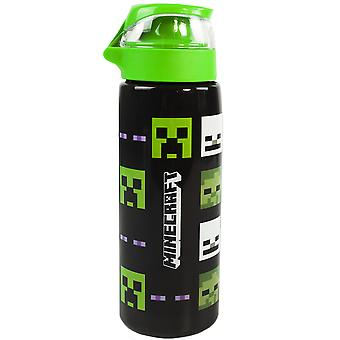 Minecraft Water Bottle Sports Creeper Zombie Gamer Gift Volwassenen en Kinderen 25oz