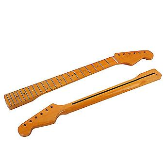 tre fingerboard hals for st elektrisk bassgitar