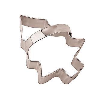 Eddingtons rozsdamentes acél Xmas Fa Cookie Cutter & Handle 853123