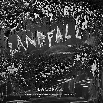 Anderson*Laurie / Kronos Quartet - Landfall [Vinyl] USA import