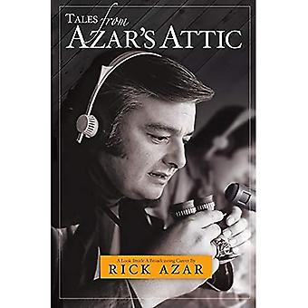 Tarinoita Azar's Attic: A Look Inside a Broadcasting Career