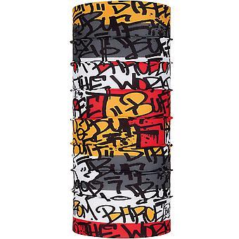 Buff Kids Original Outdoor Protective Neckwear Tubular Scarf - Grafft Multi