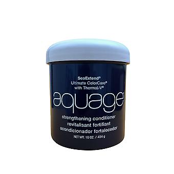 Aquage vahvistava hoitoaine heikko ja vaurioitunut hiukset 16 OZ