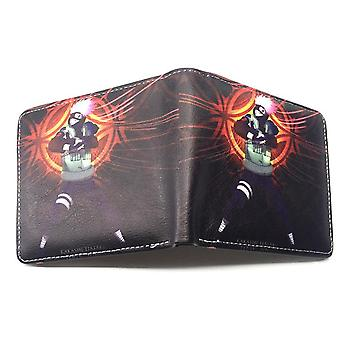 PU leather Coin Purse Cartoon anime wallet - Naruto #975