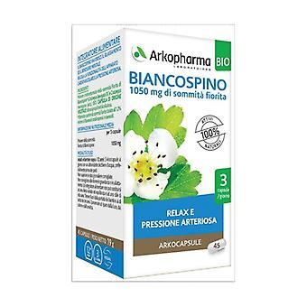 Arkocapsule Biancospino Bio 45 kapselia