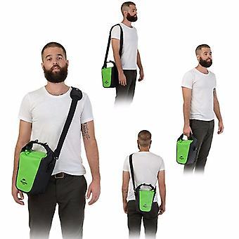 Naturehike Full Waterproof Camera Bag Dry Bag Outdoor Sports Sling Shoulder Bag for DSLR Cameras, Size: 40cm x 14cm x 12cm(Green)
