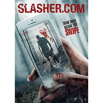 Slasher.com [DVD] USA import