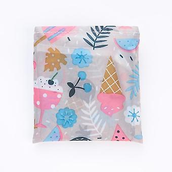 Flamingo Tasche viele Farben Polyester faltbare Recycling Einkaufstaschen
