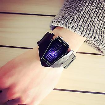 Led Fashion Trend Student Luxury Silicone Men Women Couple Multi-function