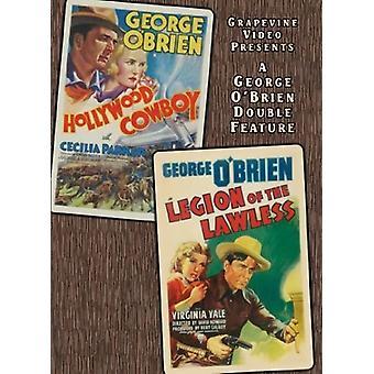 Hollywood Cowboy (1937) / Legion of Lawless (1940) [DVD] USA import