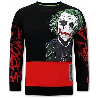 JOKER Sweater - Black
