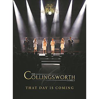 Collingsworth Family - That Day Is Coming [DVD] USA import