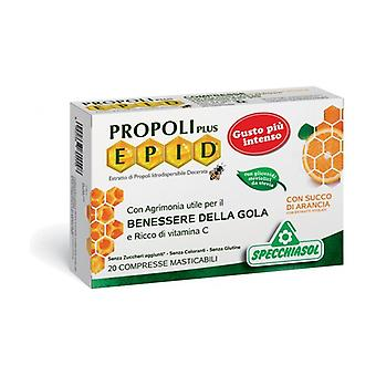 Compress with Succo di Arancia 20 tablets