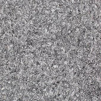 Dark Gray 3d Foam Silk Plaster, Liquid Wallpaper, Wall Covering  (1kg)