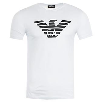 Emporio Armani Eagle Logo T-Shirt - White