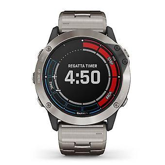 Garmin Quatix 6X Solar Smartwatch (010-02157-31)