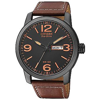 Mens Watch Citizen BM8476-07E, Quartz, 42mm, 10ATM