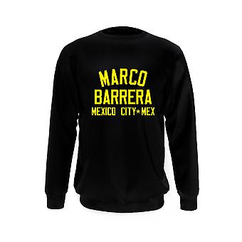 Marco Antonio Barrera Légende Sweat-shirt