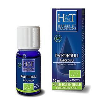 Patchouli Essential Oil (Pogostemon Cablin) 10 ml of essential oil