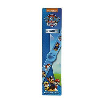 Citronella Paw Patrol Blue Anti-Mosquito Bracelet 1 unit