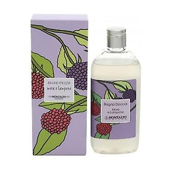 Blackberry and Raspberry shower bath 250 ml
