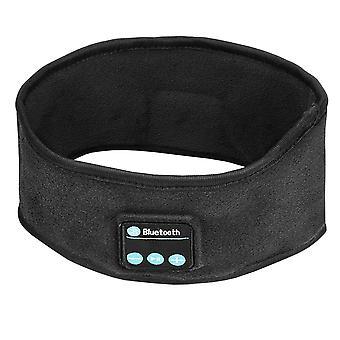 Bluetooth pannebånd - svart