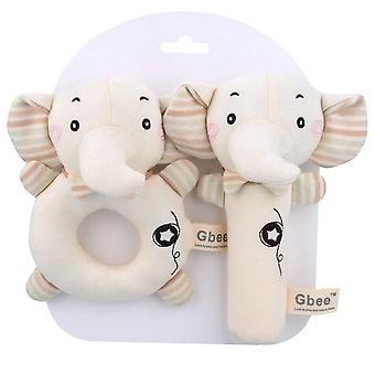 Baby Stroller Plush Rattle Bed Infant Stroller Hanging Bell
