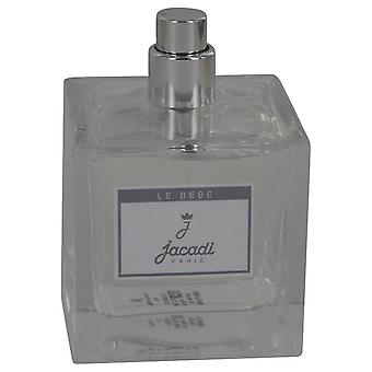 Le Bebe Jacadi Eau De Toilette Spray (Alcohol Free Tester) By Jacadi 3.4 oz Eau De Toilette Spray