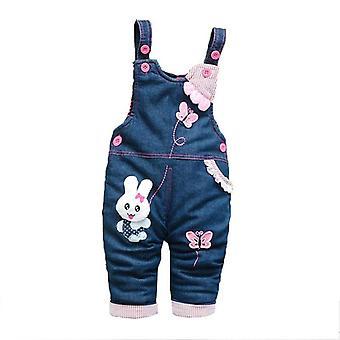 Pano de Desenho animado Rabbit Rompers Bebes