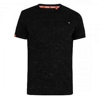 Superdry OL Vintage Embroidery SS T-Shirt Black Space VX7