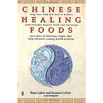 Chinese Healing Foods by Rosa Ross - 9780671527990 Book