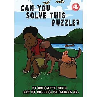 Can You Solve This Puzzle? by Bridget Mirio - 9781925960501 Book