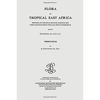 Flora of Tropical East Africa - Verbenaceae (1992) by R. M. Polhill -