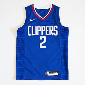Outerstuff Nba Los Angeles Clippers Kawhi Leonard Statement Edition Swingman Jersey
