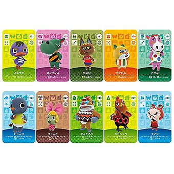 Card Ns Game Series, Animal Crossing Card Work