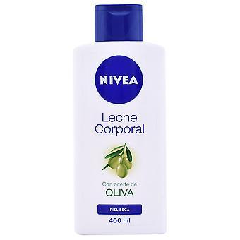 Nivea Crema Manos Hidratante Aceite de Oliva 400 ml