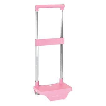 Backpack Trolley Safta Pink