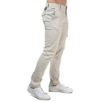 Men's Henri Lloyd Chino Trousers in White