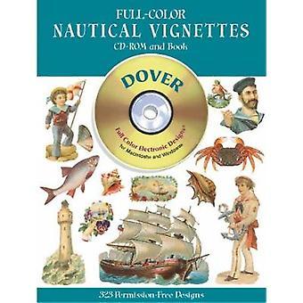 FullColor Żecki winiety przez Dover Publications Inc