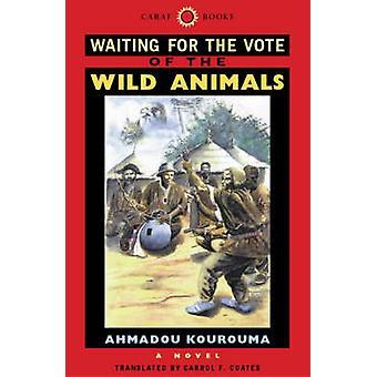Ahmadou Kourouman villieläinten äänestystä odotetaan