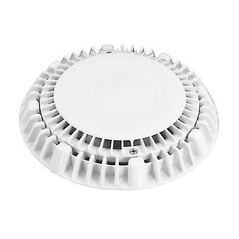 "AquaStar LP8AVWR101 8"" Anti-Entrapment Suction Outlet Cover - White"