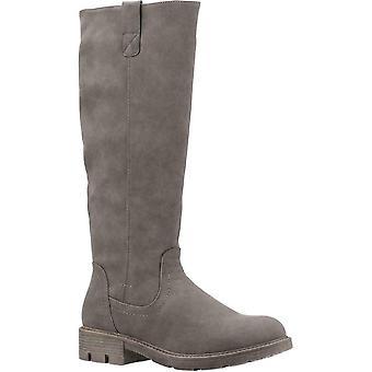 Divaz Womens/Ladies Quinn Knee-High Boots