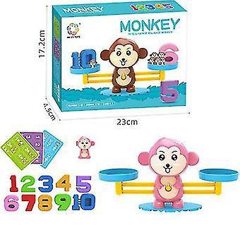 Bild3 spielen Gehirn balancieren Affen Mathe Spiel Spaß & pädagogische Affen Skala Mathe Spielzeug x1177