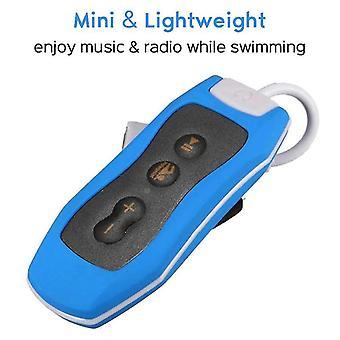 للسباحة للماء MP3 لاعب راديو مع سماعة WS26861