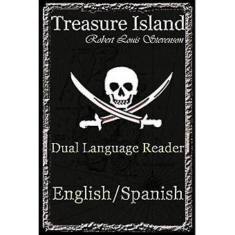 Ilha do Tesouro: Leitor de Duas Línguas (Inglês/Espanhol)