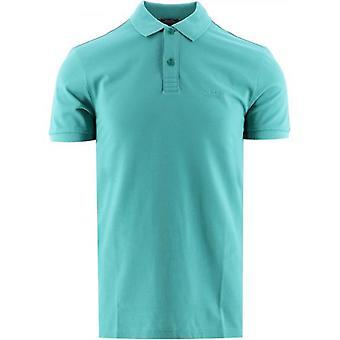 BOSS Turquoise Piro Polo Shirt