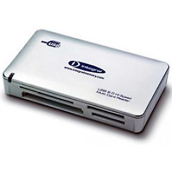 Integral 17 in 1 Card Reader USB 2.0