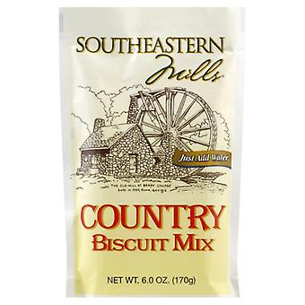 Southeastern Mills Mix Biscuit Country, Case of 24 X 6 Oz